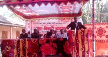 জুম্মাহাট দারুল উলুম ফাজিল মাদ্রাসায় শিক্ষার্থীদের বিদায় সংবর্ধনা অনুষ্ঠিত