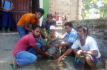 Oronno Tree Plantation at Janjaygir, Durgapur, Ulipur, Kurigram.