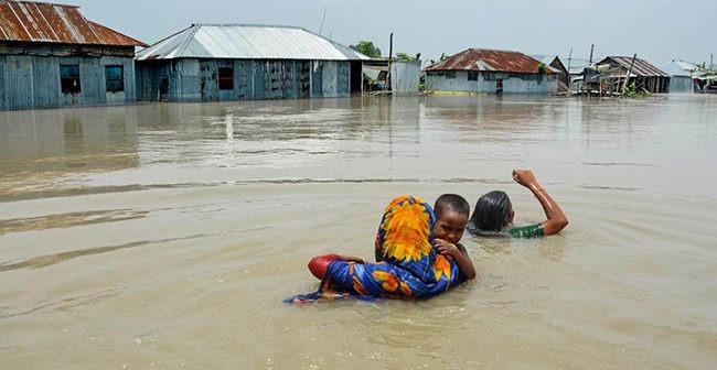 Abu Sufian Shamrat's Opinion on Flood 2017