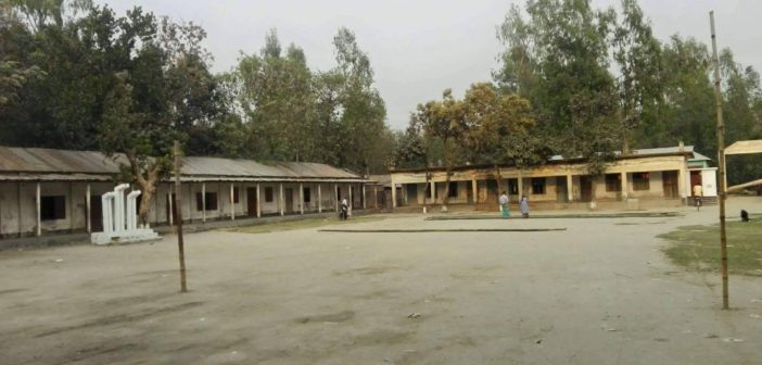 Buraburi High School, Ulipur, Kurigram.