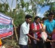 Relief Distribution by Kurigram Samity Dhaka (2017)