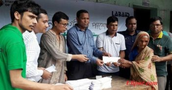 Relief Distribution by Labaid Group Dhaka (2017)