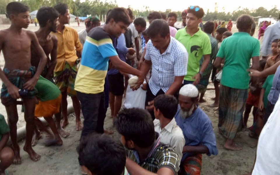 Relief-for-Flood-Victims-Ulipur-Upazila-Kurigram-2017-6