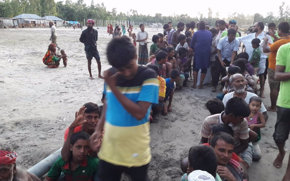 Relief-for-Flood-Victims-Ulipur-Upazila-Kurigram-2017