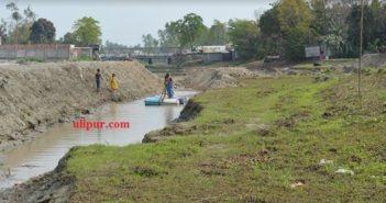বুড়িতিস্তা নদী দখলমুক্ত করতে কারিগরি  কমিটি গঠন